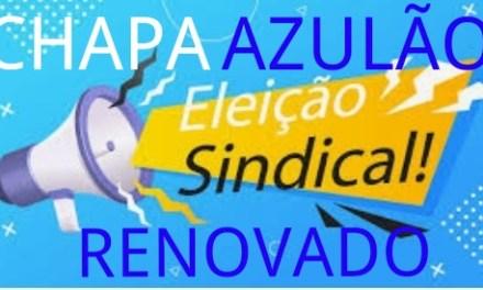 Eleição Sindical: dias 27, 28 e 29 de Abril…Participe!