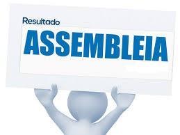 RESULTADO DA ASSEMBLEIA DE HORAS EXTRAS – DECED – 2 bimestre