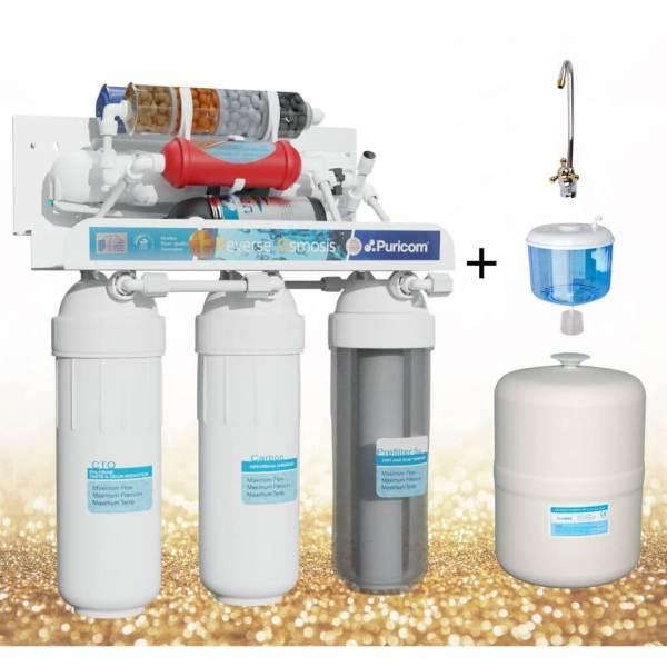 فلتر ماء CE-2 بيوركم 8 مراحل