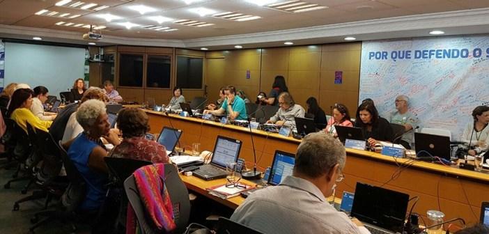Após aprovação no Senado PL 200/2015 é discutido em reunião do CNS