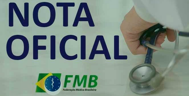 Nota oficial: FMB nega participação em indicação ao novo ministro da Saúde
