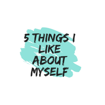 5-things-i-like-about-myself
