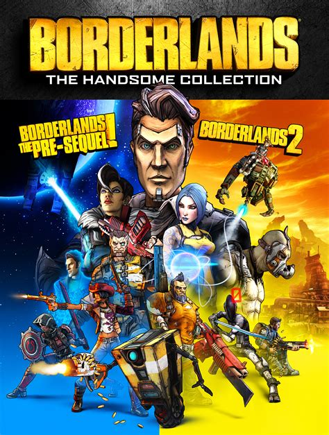 borderlands the handsome collection gaming backlog