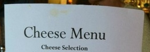 cheese drug menu