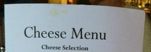 cheese drug menu
