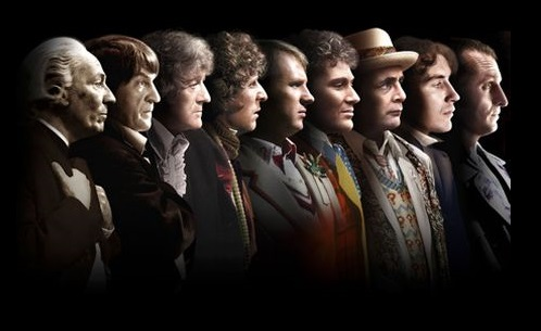 doctor who 2005 all nine doctors