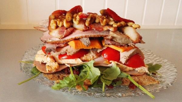 ninja sex party The Ultimate Sandwich Recipe