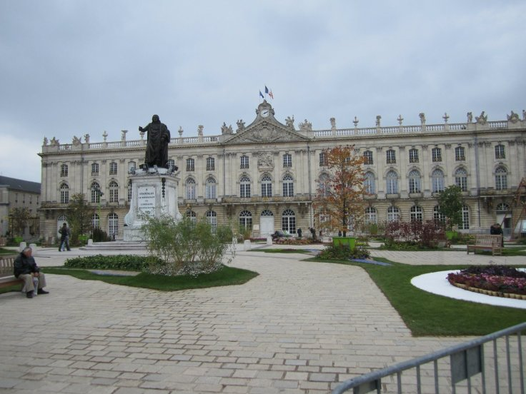 Place Stanislas - Nancy France