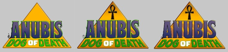 anubis dog of death logo final wip
