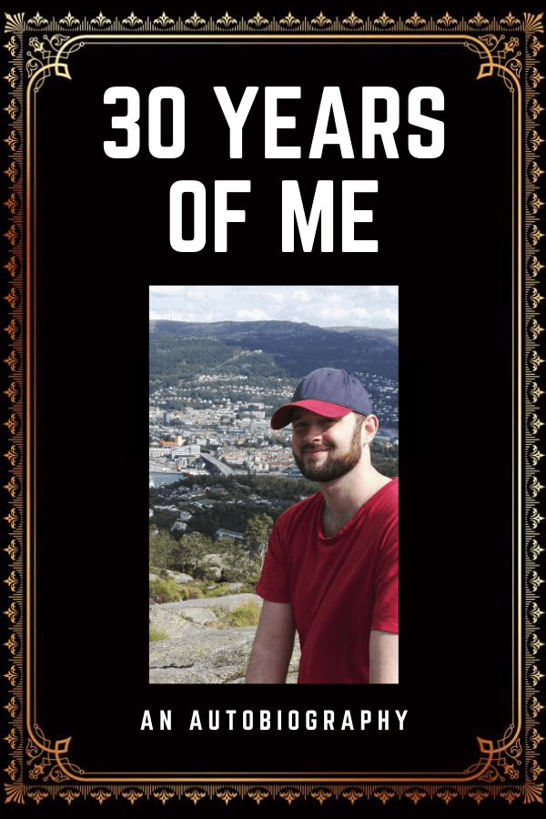 30 Years of Me | An Autobiography