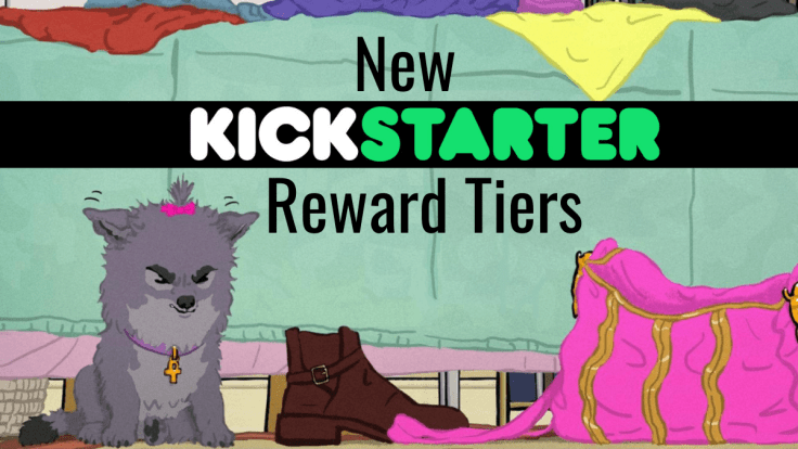 New Kickstarter Reward Tiers for Anubis: Dog of Death #2