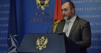 Održan sastanak sa ministrom poljoprivrede, šumarstva i vodoprivrede Aleksandrom Stijovićem