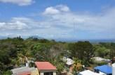 Ausblick bis zum Pico Isabel de Torres in Puerto Plata