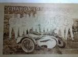 Brandmalarbeiten Motorradclub