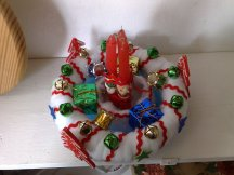 Weihnachtkranz Kinder 24cm Ø