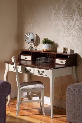 Writing desk makeover