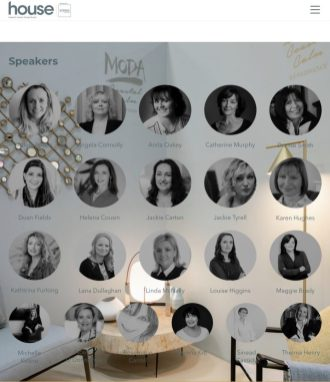 RDS HOUSE 2019- Interiors Association Speakers