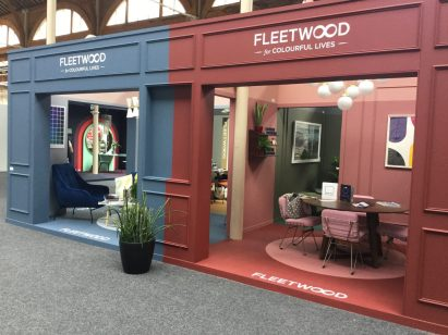 Fleetwood Stand at RDS