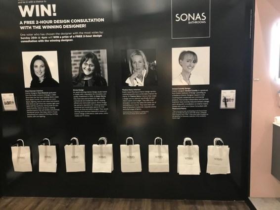 RDS Sonas Bathroom designers