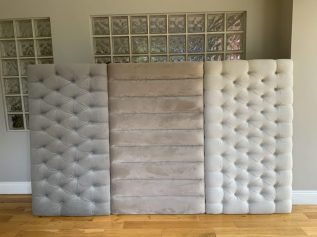 Selection-of-double-bed-headboards-in-neutral-velvets-and-linen-mix-deep-buttoned-and-vertical-panelled-scaled