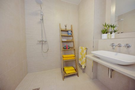 Home of the Year collaboration - wetroom accessorised