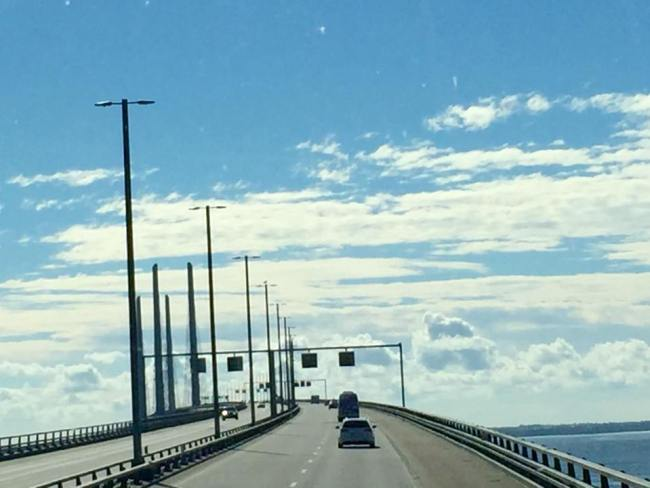 öresund-köprü