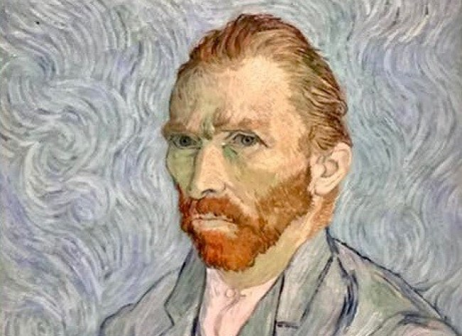 Van Gogh oto portre