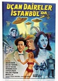 Uçan Daireler Istanbul'da