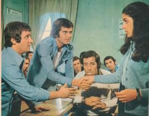Semra Ozdamar Hababam Sınıfı Sınıfta Kaldı