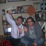 Ali Murat Güven bana filmlerin içindeki gümüşü gösterirken!!!