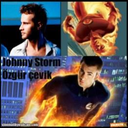 Johnny Storm Özgür Çelik