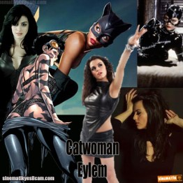 cat woman eylem 02