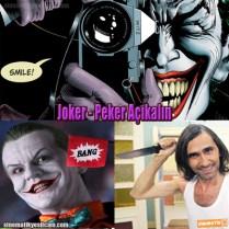 joker peker acıkalın
