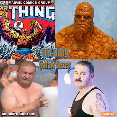 the thing safak sezer copia