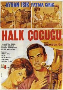 Halk-cocugu-ayhan-isik-Fatma-girik-1964