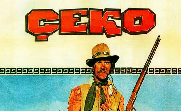 Çeko filminin afişinden bir kesit