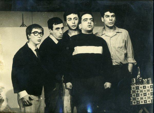 Rıfat Ilgaz Hababam Sınıfı Ulvi Uraz tiyatrosu 1965