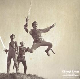 Malkoçoğlu Cüneyt Arkın - Malkoçoğlu The Turk That Made Europe Shiver With Fright(1966) - Author: Anna Järvinen Yeşilçam and Turkish Cinema in English