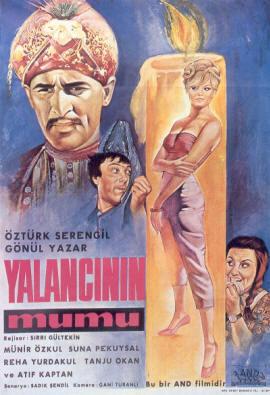 yalancinin mumu 1965 afis (2)
