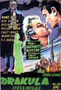 Drakula-Istanbulda