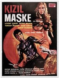 kızıl maske levent çakır afiş