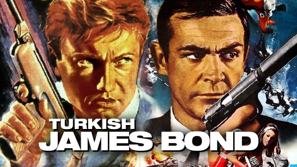 Turkish James Bond