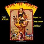 ENTER THE DRAGON Melodi Plak LP