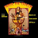 ENTER THE DRAGON Melodi Plak LP