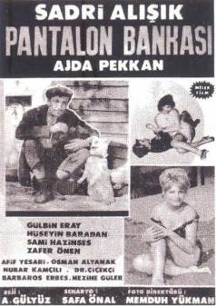 Pantolon Bankası Afiş
