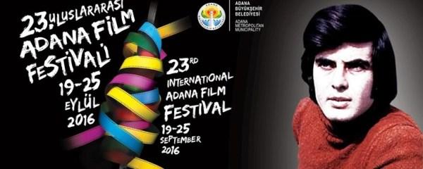 23. Uluslararası Adana Film Festivali -tarik-akan