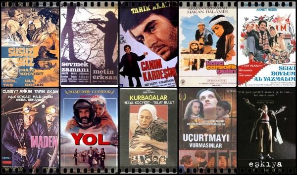 Türk Sinemasının 100. Yılının En İyileri