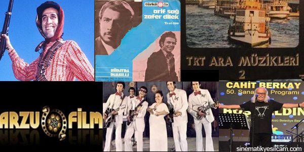 Müziklerle Kemal Sunal Filmografisi