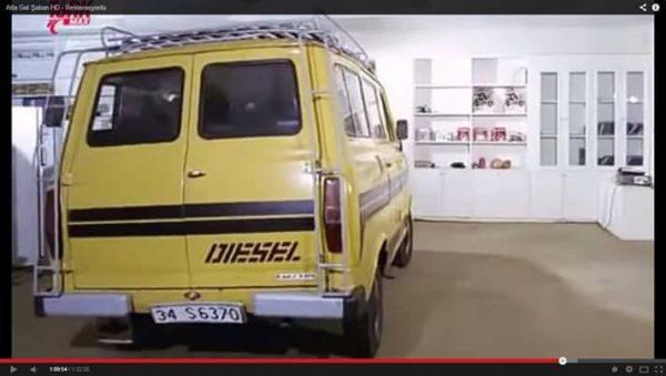 Sarı Minibüs