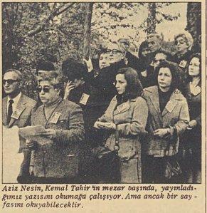 Kemal Tahir Aziz Nesin